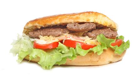 XXXL Burger Agoulou